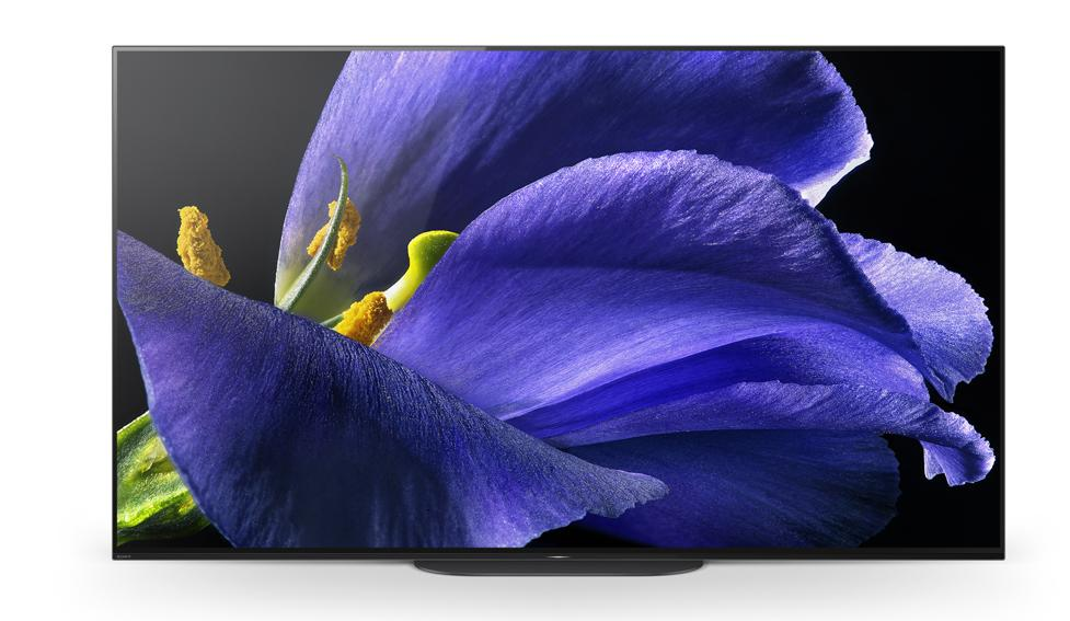 Android Tivi OLED Sony 4K 55 inch KD-55A9G Mẫu 2019