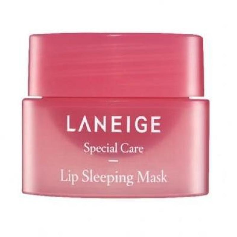 Mặt nạ ngủ dưỡng môi mềm mượt Laneige Lip Sleeping Mask 3g (Mini Size) cao cấp