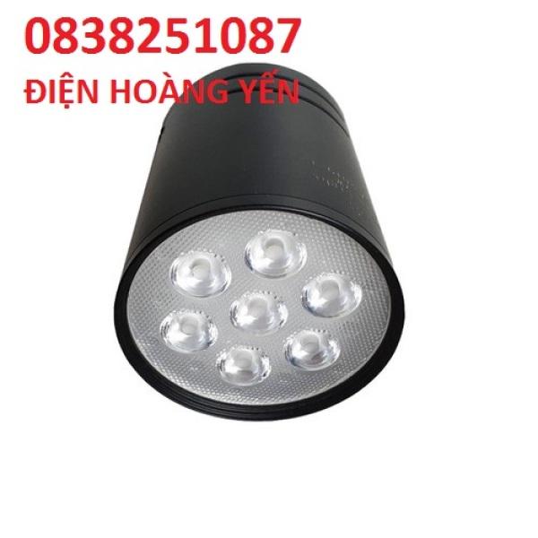 [HCM]Đèn lon đèn ống bơ led gắn nổi 7W - phi 75mm x 97mm (đường kính x chiều cao)