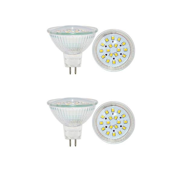 Bộ 2 bóng đèn Led (bóng Led chén) chiếu điểm chân ghim 5W