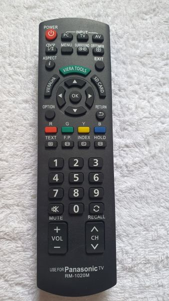 Bảng giá REMOTE ĐIỀU KHIỂN TIVI PANASONIC LCD 1020M