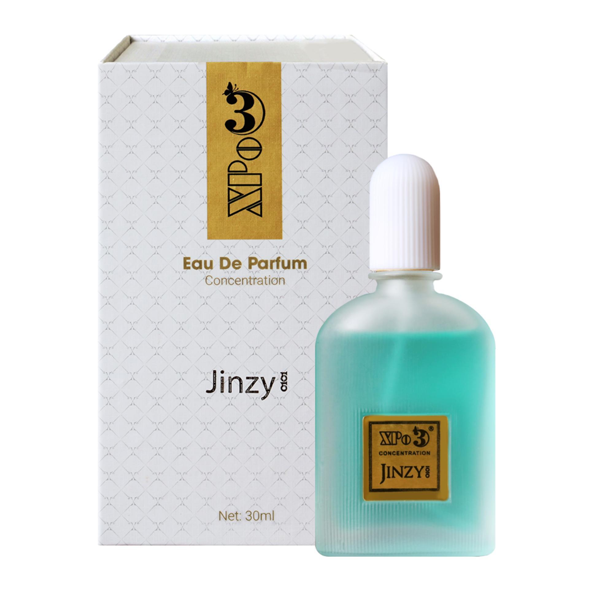 Nước hoa XBeauty XPo3 Jinzy 0101 30ml nhập khẩu