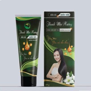 Dầu xả nuôi dưỡng da đầu và ngăn gàu Thanh Mộc Hương 200g thumbnail