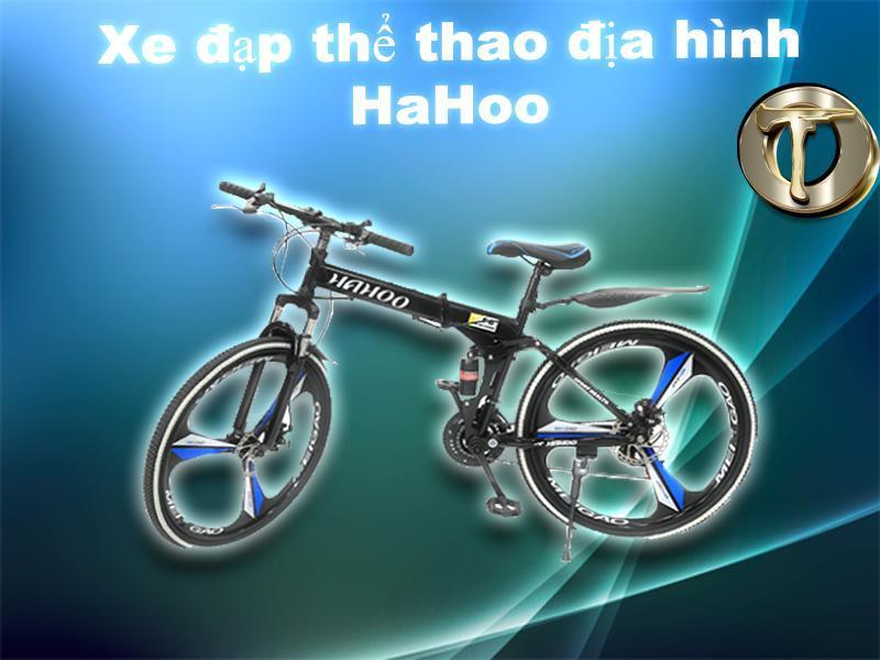 Phân phối Xe đạp thể thao địa hình gấp gọn HaHoo [Bảo hành 12 tháng]