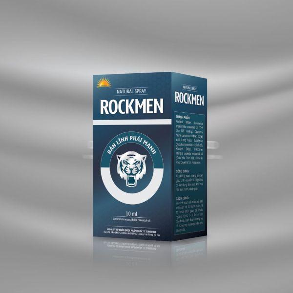 Xịt kéo dài Rockmen cao cấp