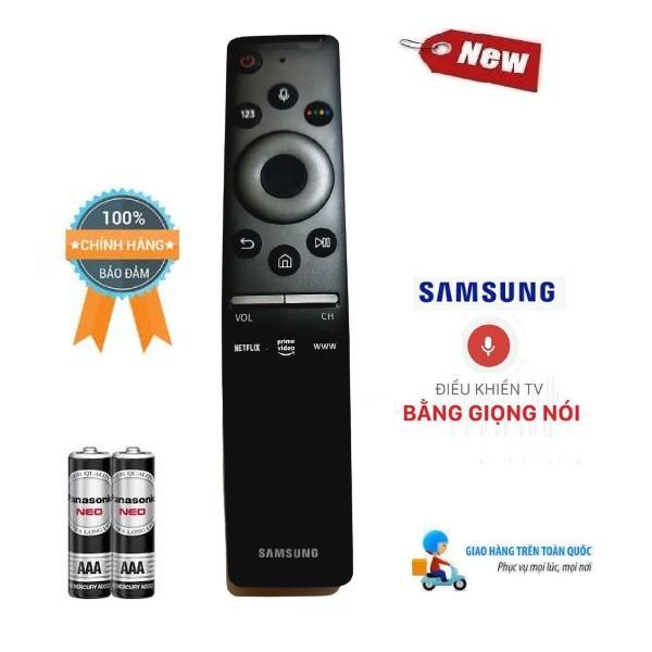 Bảng giá Điều khiển giọng nói tivi Samsung RU2019 cho các dòng tivi Samsung từ 2015 đến 2020- Hàng mới chính hãng Tặng kèm Pin