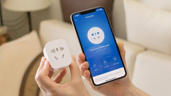 Ổ cắm thông minh điều khiển qua Wifi Xiaomi Mi Smart Socket