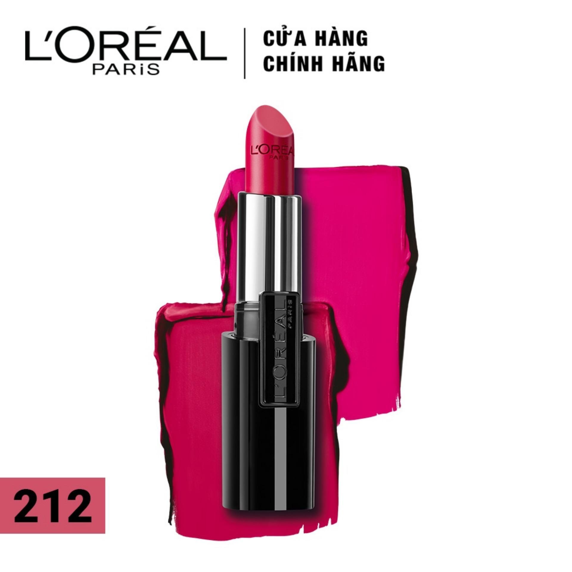 Son màu lâu trôi 10 tiếng LOreal Paris Infallible Le Rouge 2.5g tốt nhất