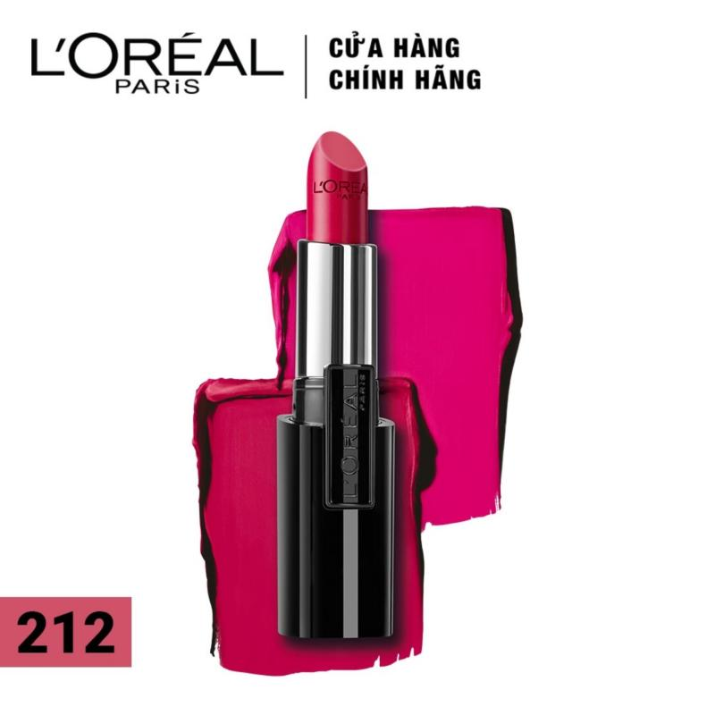 Son màu lâu trôi 10 tiếng LOreal Paris Infallible Le Rouge 2.5g giá rẻ