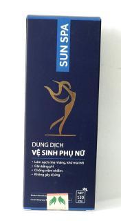 SUN SPA Dung dịch vệ sinh phụ nữ thumbnail