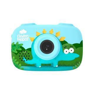 Máy ảnh CLEVER HIPPO TOY - Máy chụp hình thông minh - xanh sành điệu - Mã SP YT011 BL thumbnail