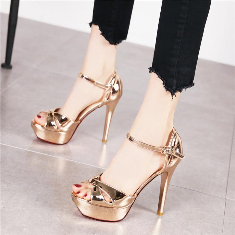 Giày cao gót nữ da bóng  cao cấp không đẹp không lấy tiền (Đủ Size 35-39) - CG94 giá rẻ