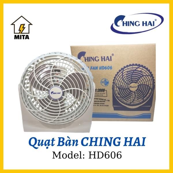 Quạt Bàn CHING HAI 9 inch HD606