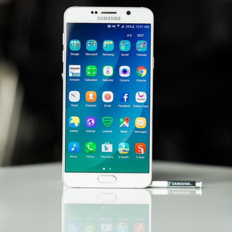 Samsung Galaxy Note 5 (nhập khẩu, bảo hành 12 tháng)