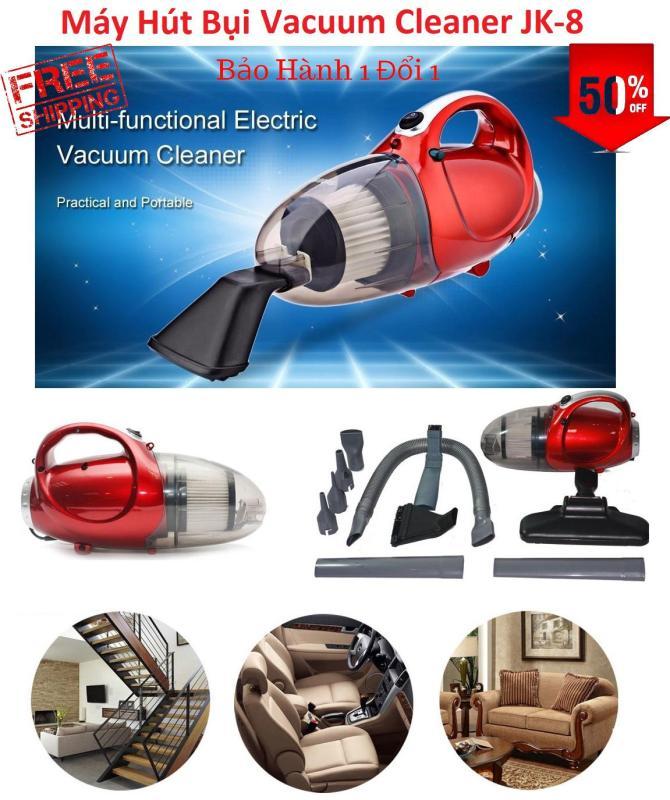 Máy Hút Bụi Công Suất Lớn Giá Rẻ, Máy Hút Bụi 2 Chiều Mini Vacuum Cleaner JK-8 Nhập Khẩu, Chất lượng Cao
