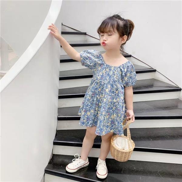 Váy Đầm cao cấp cho bé gái từ 8 đến 27kg (kèm quà tặng xinh xắn)