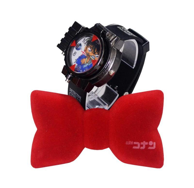 Nơi bán Bộ Đồng hồ đeo tay Thám tử lừng danh Conan + Nơ ghi âm và biến âm giọng nói Thám tử lừng danh Conan [CB]