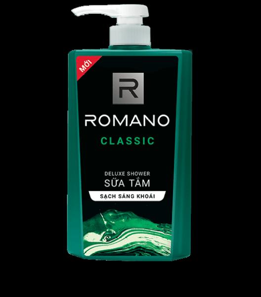 Sữa Tắm Romano Classic 650g giá rẻ