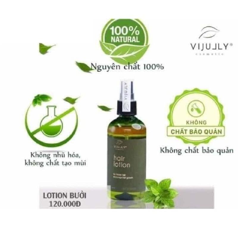 Tinh dầu bưởi Vi Jully kích thích mọc tóc, ngăn ngừa rụng tóc hiệu quả nhập khẩu