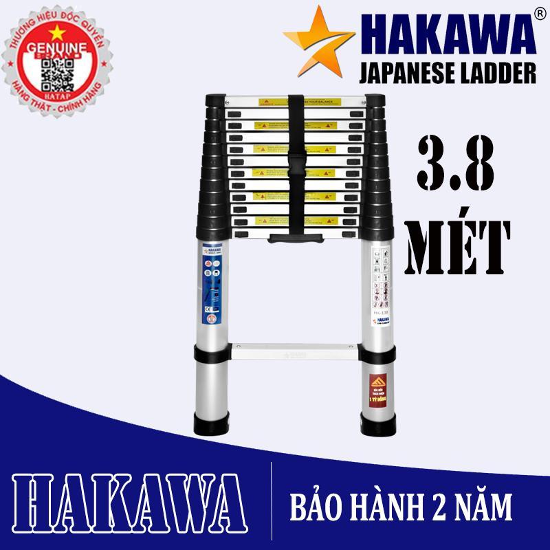 THANG NHÔM RÚT ĐƠN HAKAWA NHẬT BẢN-HK138