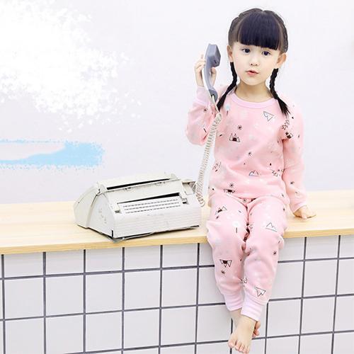 Giá bán Bộ nỉ lông xuất Hàn cao cấp cho bé trai và bé gái