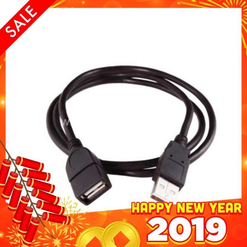 Dây Cáp USB nối dài tiện lợi màu đen