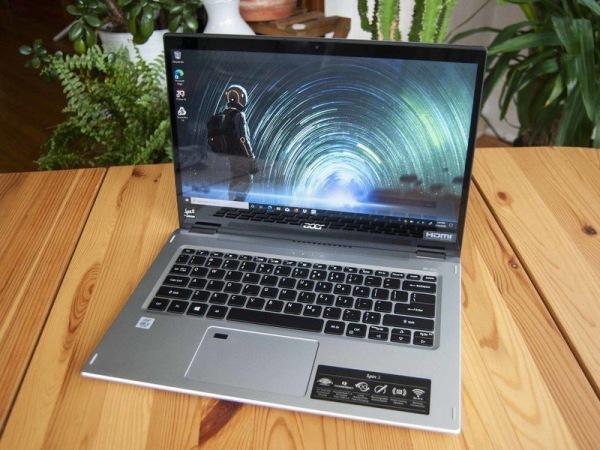 Bảng giá Acer Spin 3 Phong Vũ