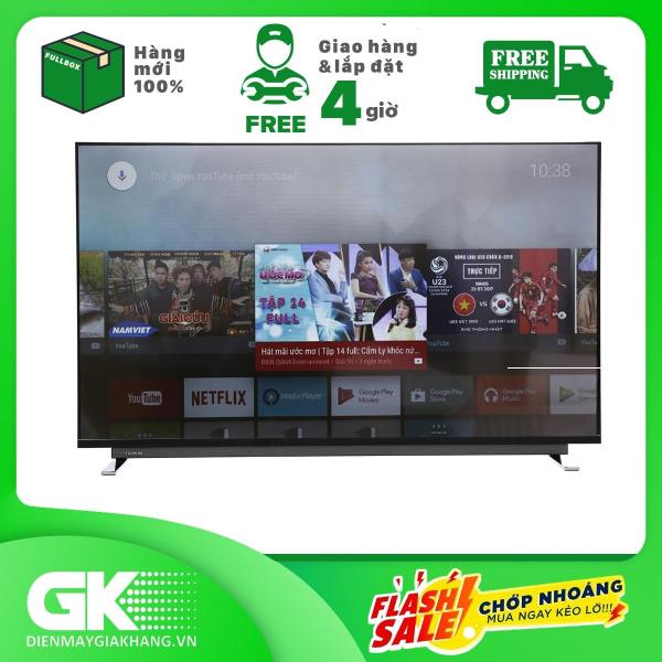 Bảng giá Android Tivi Toshiba 4K 49 inch 49U7750