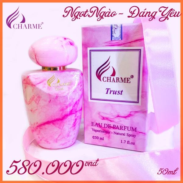 NƯỚC HOA TRUST CHAME MÙI NỮ ĐẲNG CẤP 75ml (cam kêt chính hang) giá rẻ