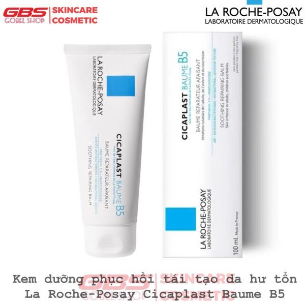 [Lấy mã giảm thêm 30%] La Roche Posay - kem dưỡng phục hồi tái tạo da hư tổn La Roche-Posay Cicaplast Baume B5 cam kết hàng đúng với mô tả chất lượng cao đảm bảo an toàn về sức khỏe người sử dụng giá rẻ