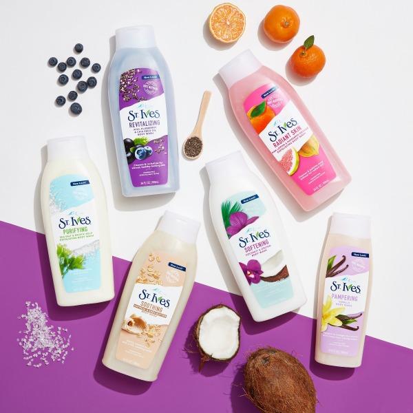 Sữa Tắm Dưỡng Da St.Ives Body Wash 400ml giá rẻ