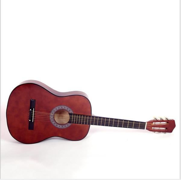 Đàn Guitar Acoustic Dáng D Gỗ Hồng Đào