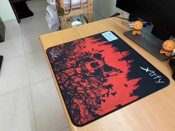 Giá Bàn di chuột KKKshop , miếng lót chuột - pad chuột cỡ vừa , trung bình 45x35 , 45x40 (cm) cho game thủ Việt ( Nhiều hình )