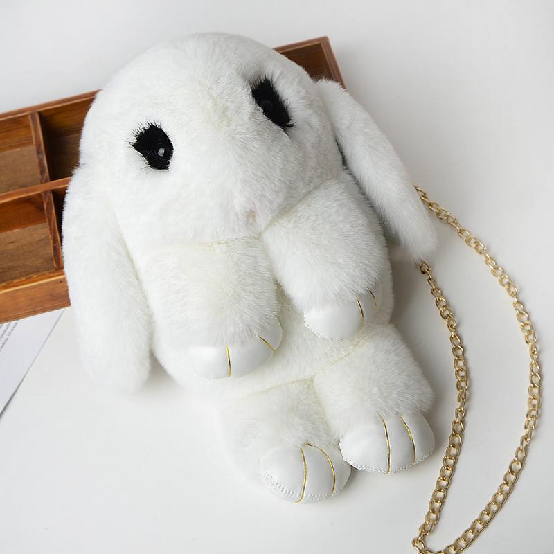 Túi đeo hình gấu bông siêu dễ thương .kiêm ba lô long mềm mượt 107
