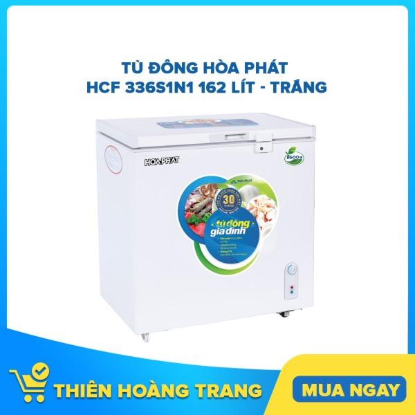 Bảng giá Tủ đông Hòa Phát HCF 336S1N1 162 lít - trắng Điện máy Pico