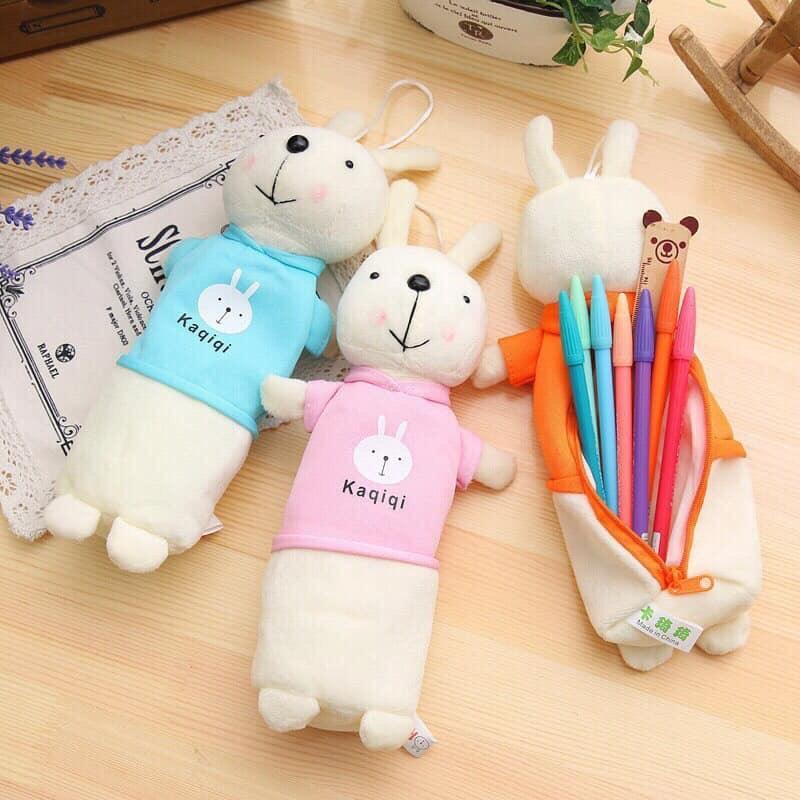 Mua Túi đựng bút hình thỏ dễ thương dành cho bé