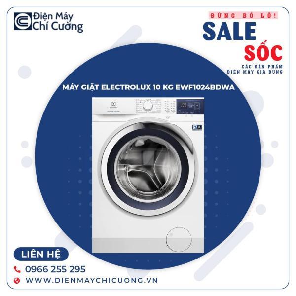 Bảng giá Máy giặt 10Kg Inverter Electrolux EWF1024BDWA Điện máy Pico