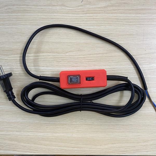 Bảng giá Dây nguồn máy chà tường tích hợp điều tốc và nút ON/OFF dài 3m tiết diện 2 x 3/4mm2