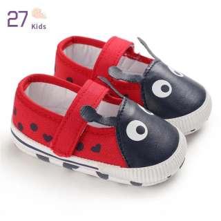 27 Trẻ Em 0-1-Năm-Tuổi Bé Thấp Phim Hoạt Hình Trên Giản Dị Mềm Duy Nhất Giày Prewalker