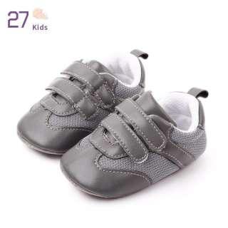 27 Giày Thể Thao Đế Mềm Thoáng Khí Cho Bé Trai Bé Gái Trẻ Mới Biết Đi, Nonslip Prewalker