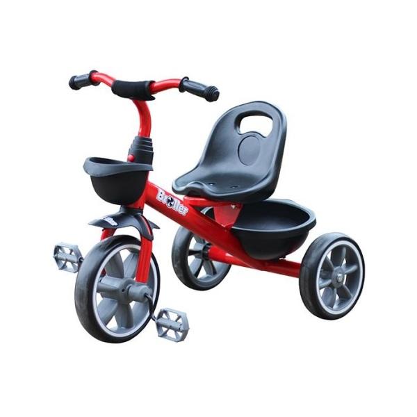 Giá bán Xe đạp trẻ em ba bánh Broller BABY PLAZA XD3-516