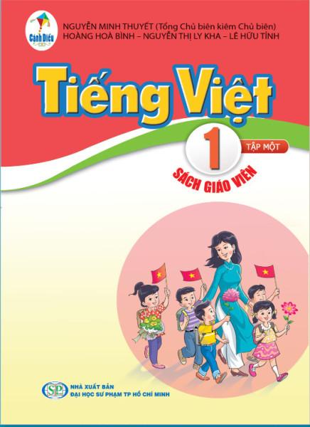 Tiếng Việt 1 Tập 1 (Sách Giáo viên bộ sách Cánh Diều)
