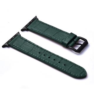 [FOCUS LEATHER] Dây đồng hồ apple watch , Da bò vân Cá Sấu , Dây da đồng hồ nam cao cấp FOCUS F02, da thật dành cho đồng hồ đeo tay , đồng hồ thời trang không bao gồm khóa đồng hồ và adapter , EDC, FOCUS , Dây Đeo Đồng Hồ thumbnail