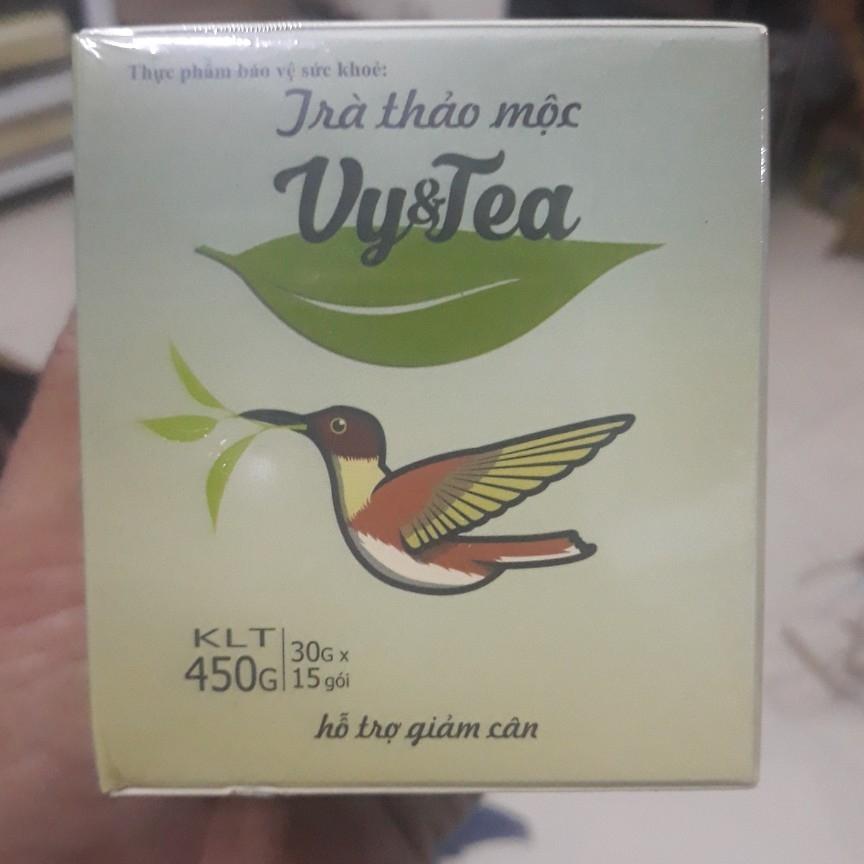 trà giảm cân Vy&Tea hàng Công ty 2019