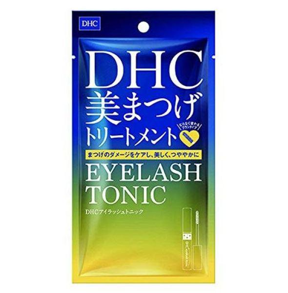Dưỡng mi DHC Eyelash Tonic 6.5ml Hàng nội địa Nhật Bản