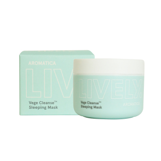 MẶT NẠ NGỦ LIVELY VEGE CLEANSE SLEEPING MASK thumbnail