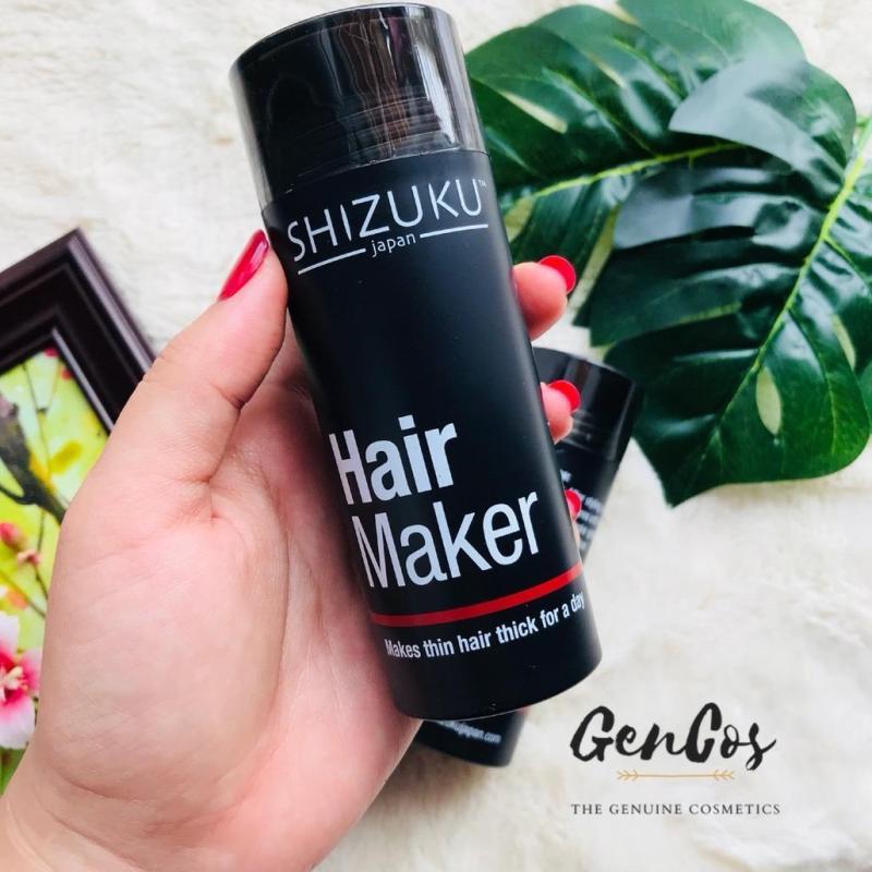 SHIZUKU HAIR MAKER 25gr - Bột phủ làm dày tóc từ NHẬT - Mẫu mới nhất nhập khẩu