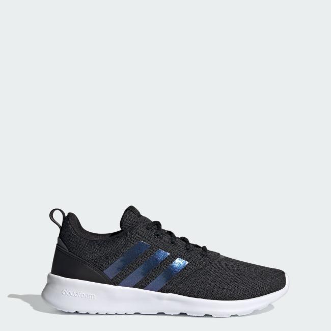 adidas RUNNING Giày QT Racer 2.0 Nữ Màu đen FY8309 giá rẻ