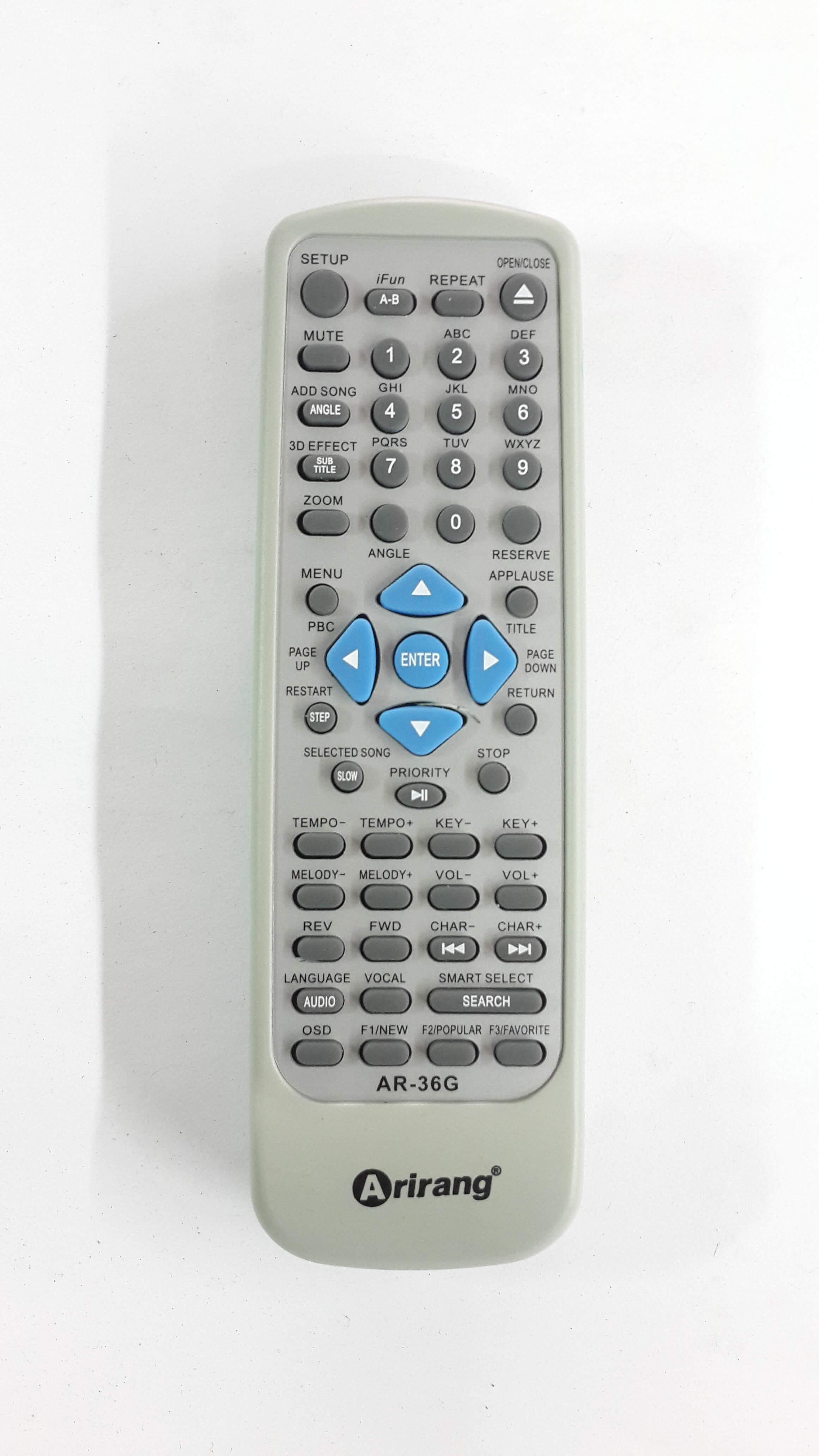Bảng giá Remote đầu đĩa Ariang AR-36G