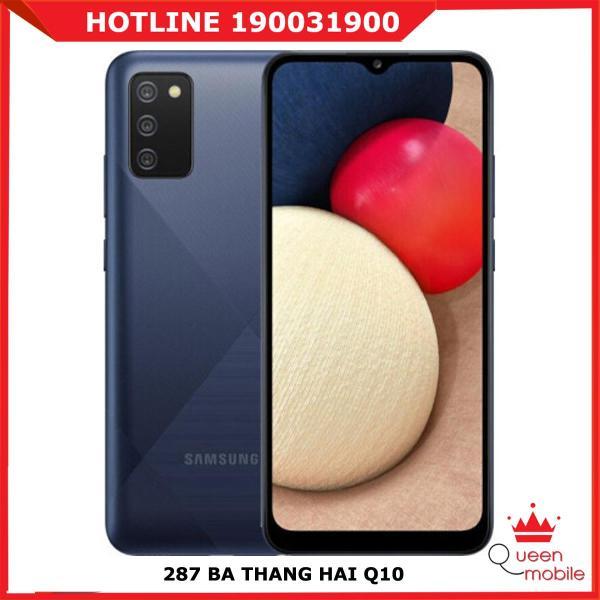 Samsung A02S SM-A025 (64GB/3GB) Black - Chính hãng